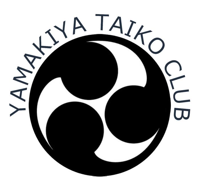 Yamakiya Taiko Club logo (concept for limited edition print)