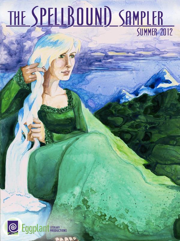 Spellbound Sampler Cover Art!