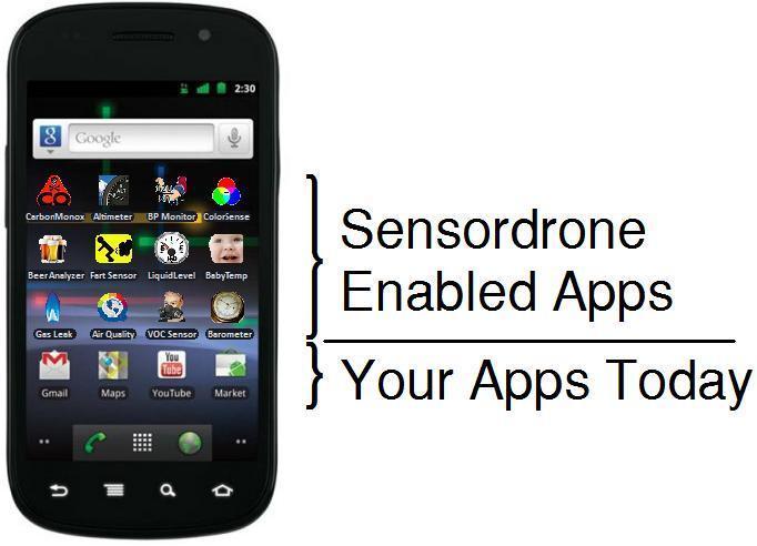 Advanced Sensor Apps