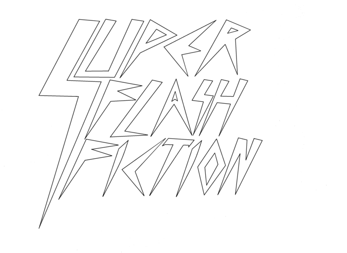 John penciled this out, scanned it in then outlined it using GIMP