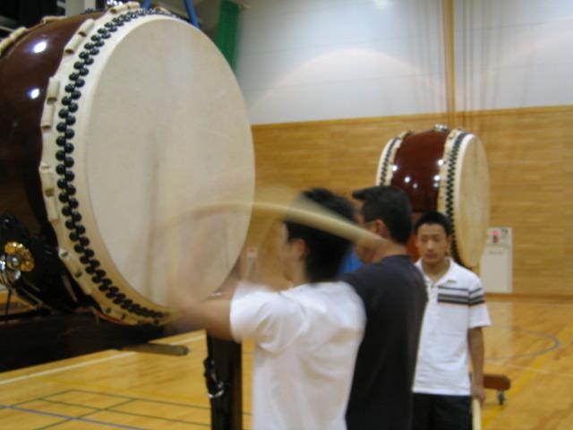 Rehearsal in Yamakiya