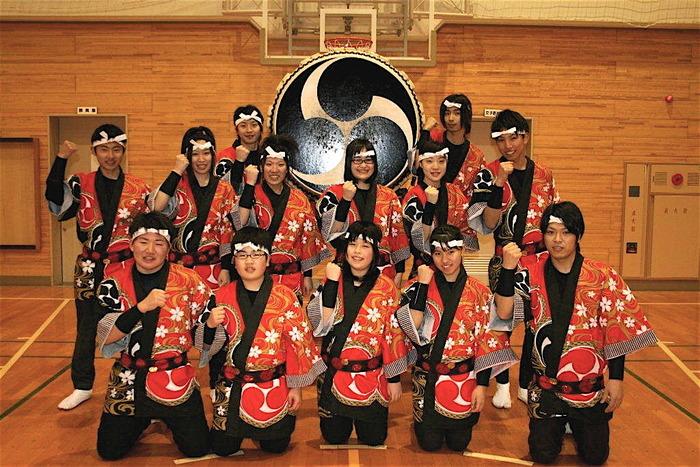 Yamakiya Taiko Club - Ganbatte!
