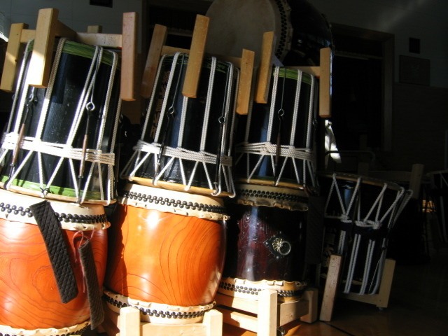 Taiko Durms rest