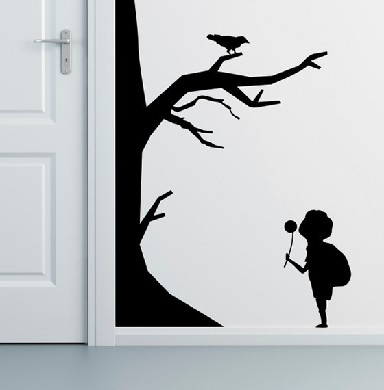 Limited Edition Bedroom wall Benjamin Decal!