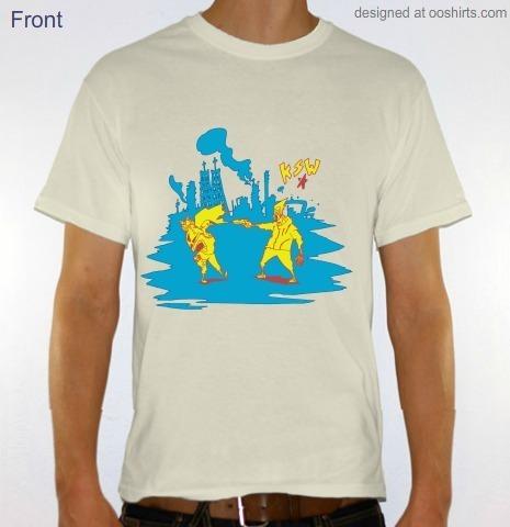 The Not-Blue Shirt