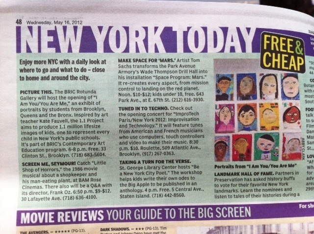 1.1 in the Daily News