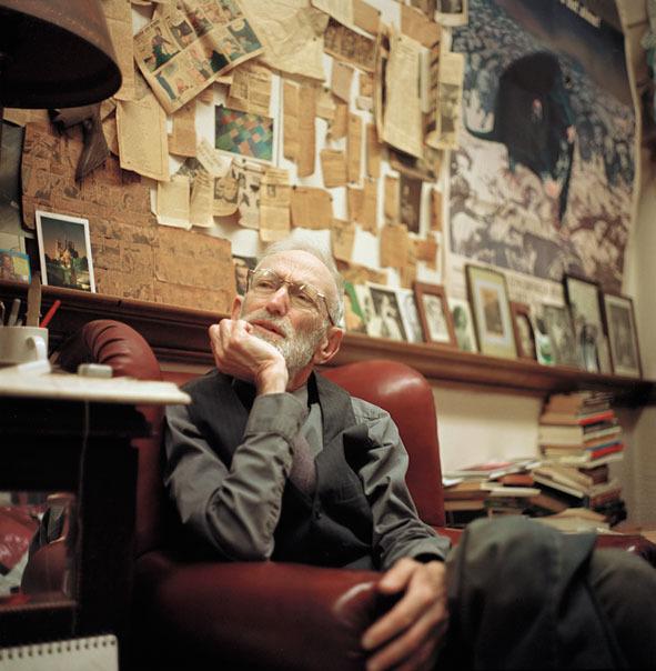 Michael's Office. Midge Wattles. 2010.