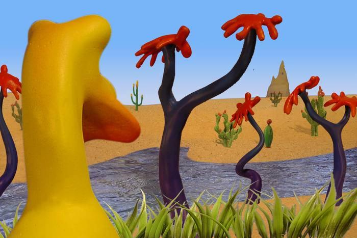 """Slatherpuss"" Print Series: ""Black Lagoon"""
