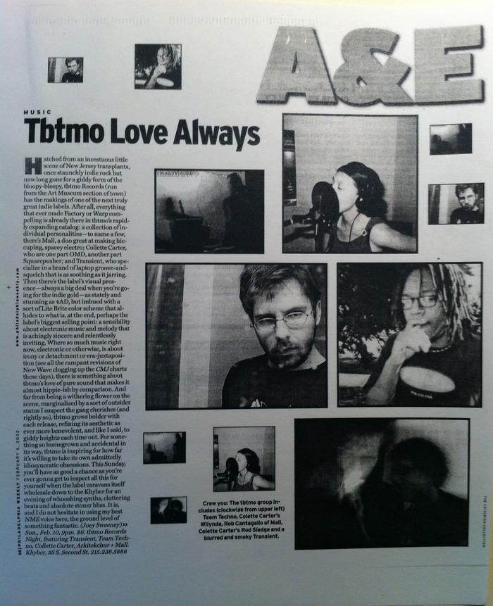 Philadelphia Weekly, February 2002