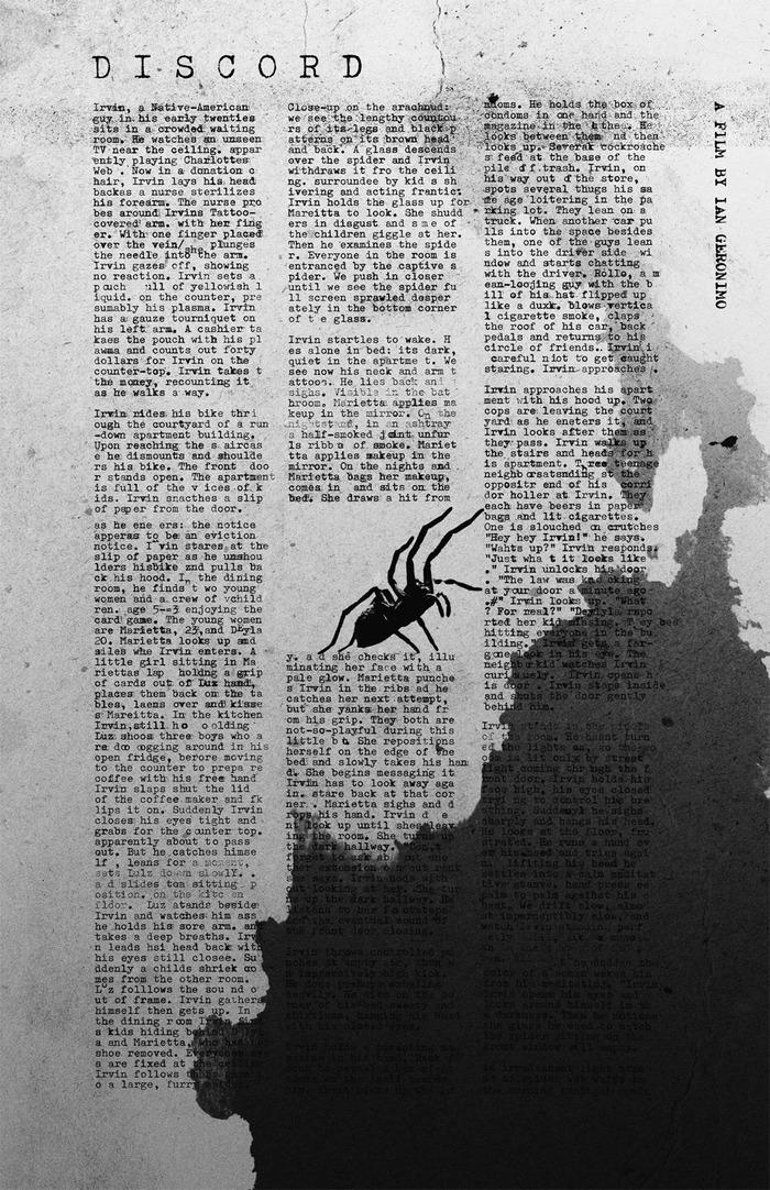 Poster Design by Mario Garza