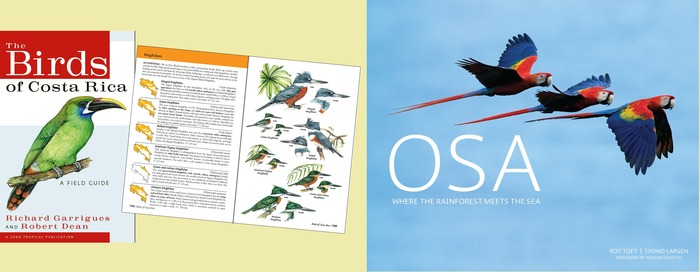 A few titles from Zona Tropical Publications