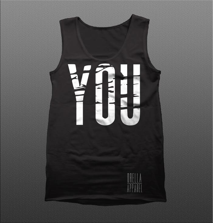 You Tank - Black