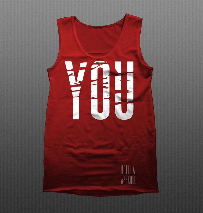 You Tank - Red