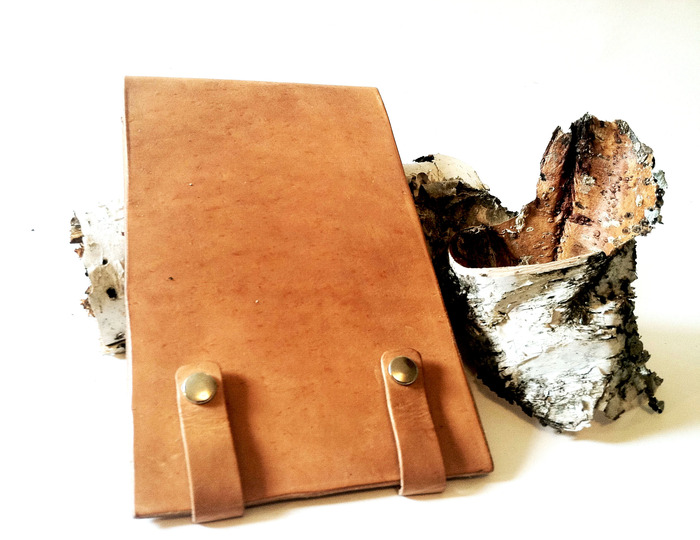 Leather Legal Pad Case