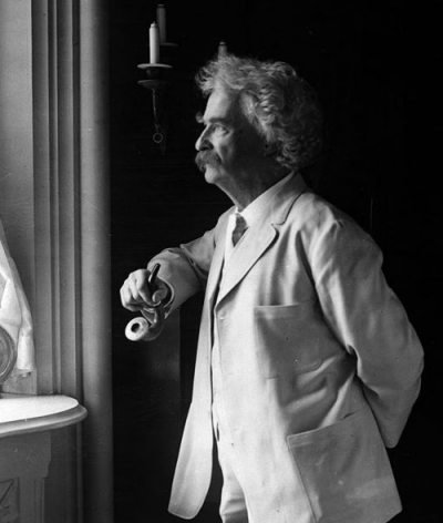 """That's the difference between governments and individuals. Governments don't care, individuals do."" - Mark Twain"