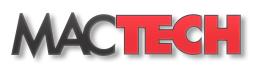 MacTech magazine - SkyCube's first corporate sponsor