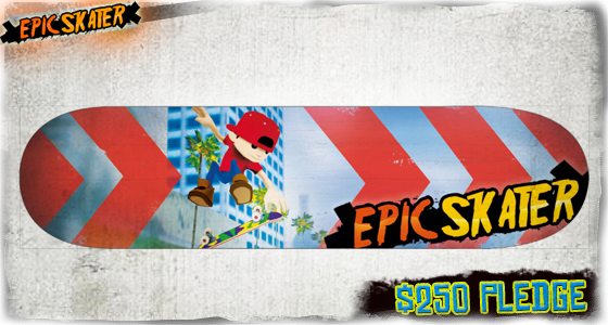 Limited edition deck designed by UpUpStart perfect home decoration and completely shreddable.