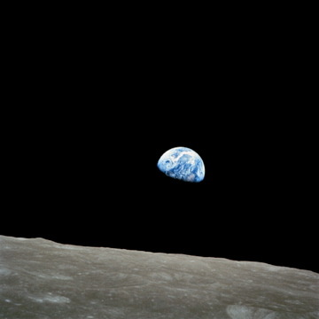 The Earthrise Image
