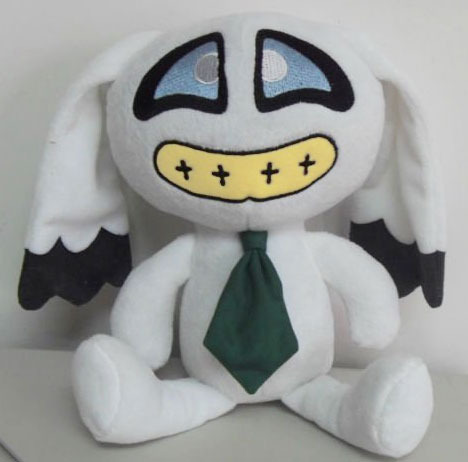 "This 11"" plushie happens at $15,000... and everyone who pledged $40.00 or more will get one for FREE added to their order!"