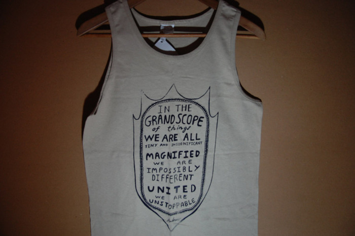 The grand scope tanks and tees available