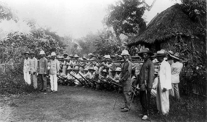WWII Guerilla Fighters-Philippines