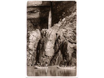 Deer Creek  (photogravure)
