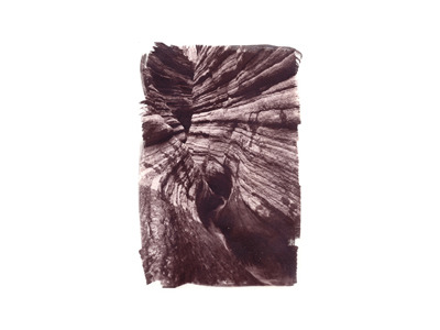 Matkat  (toned cyanotype)