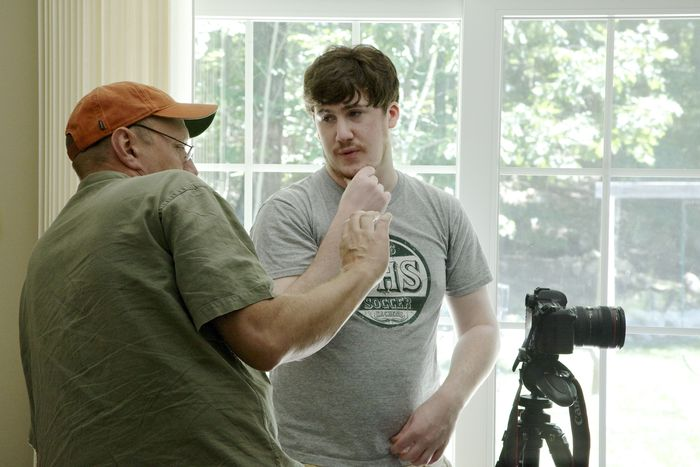 Director Bill Nichols and Director of Photography Jacob Benjamin Taylor discuss the shot.