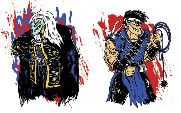 Vampire Hunter Bros