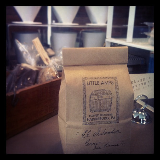 Bag of beans from Little Amps