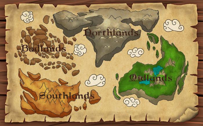 Stratos World Map
