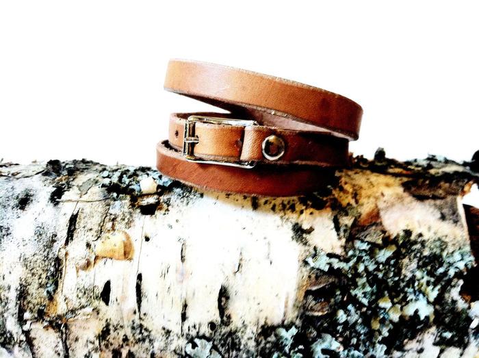 Triple Wrap Around Bracelet