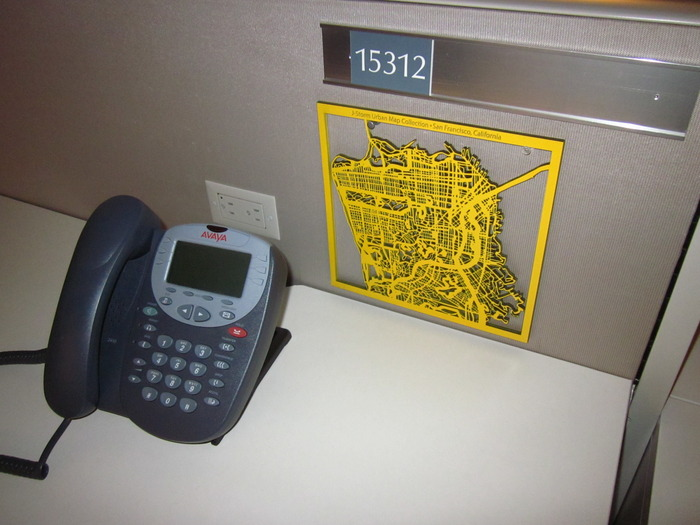 Cubicle Action in San Francisco!