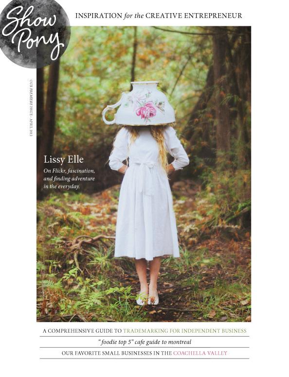 Show Pony Magazine - Issue 1