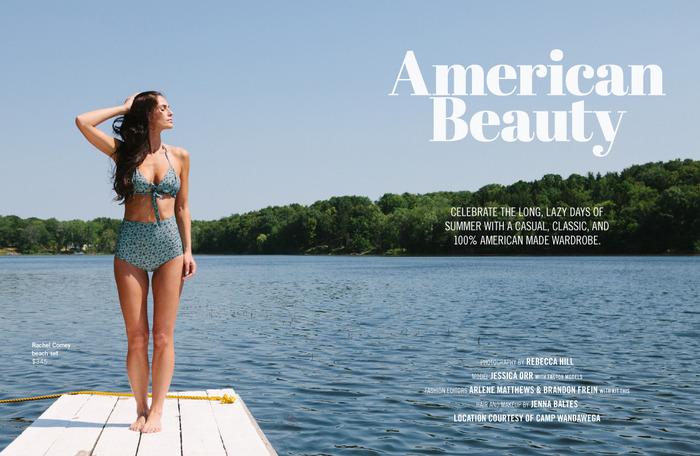 American Beauty - Issue 2 Show Pony Magazine