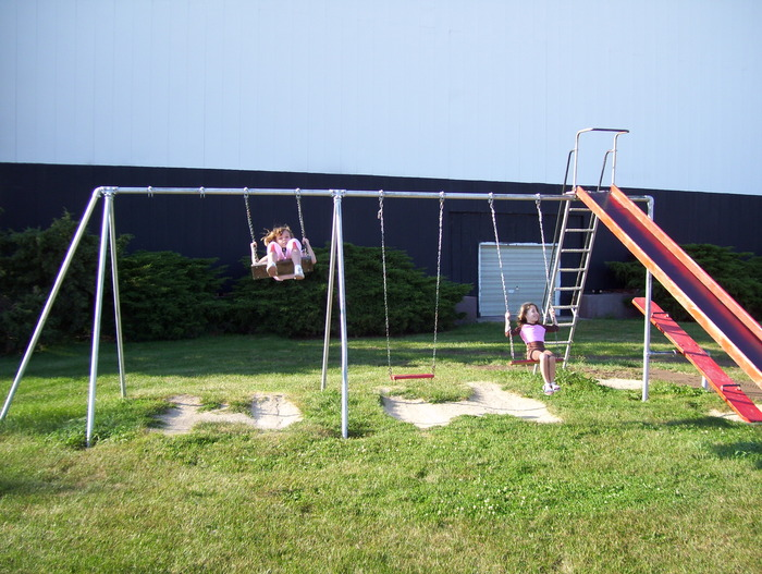The Midway Drive-In Playground