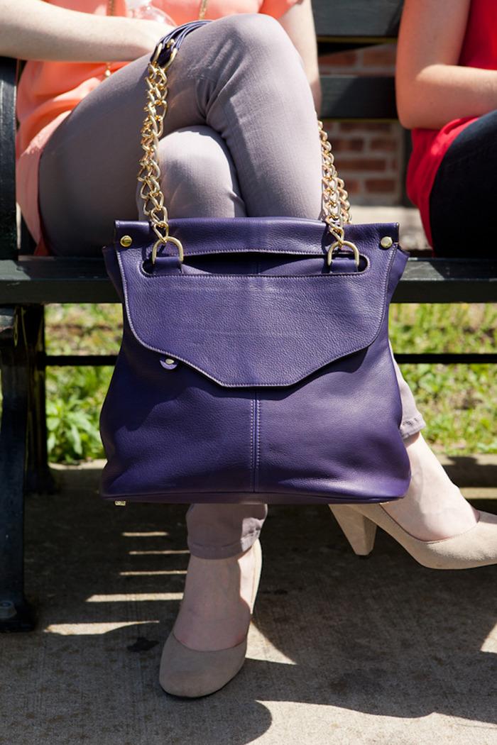 The Lee Shoulder Bag