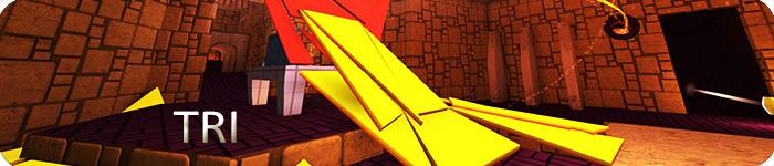 Puzzle platformer > TRI (Game by 'Rat King Entertainment')