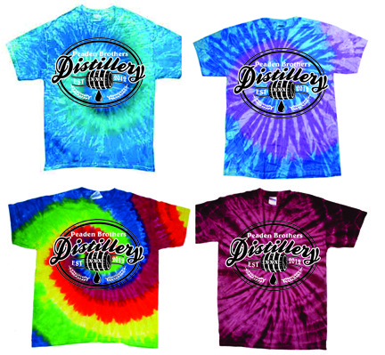 Peaden Brothers Distillery T-Shirts