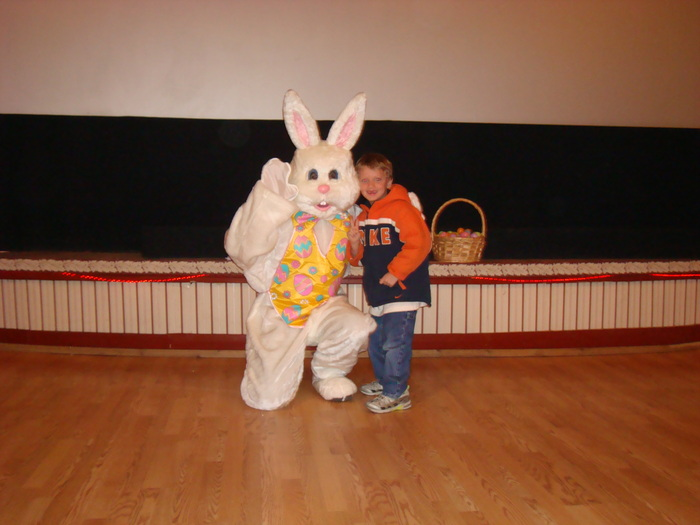 Easter at the Onarga Theater