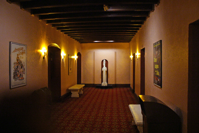 Catlow Theater Foyer