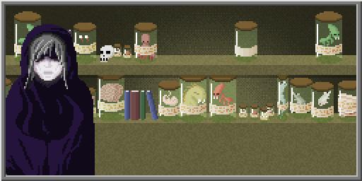Game Story Scene Concept Art