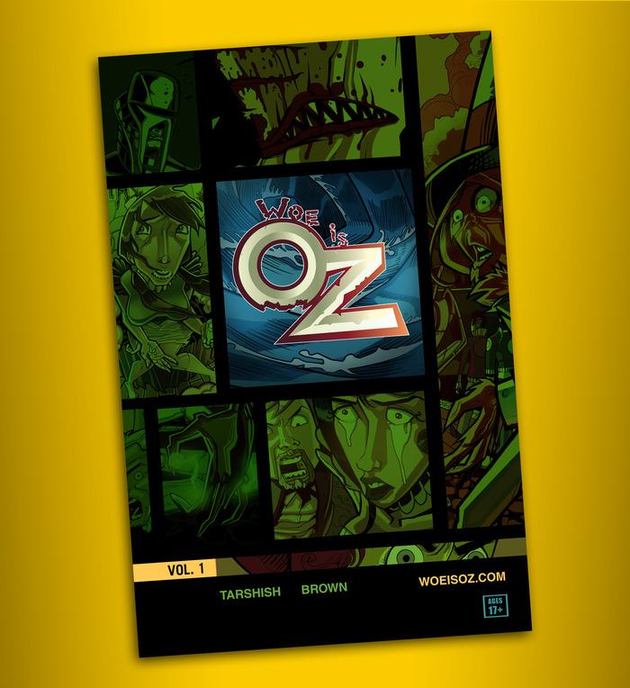 Woe Is Oz Vol. 1 Trade Paperback