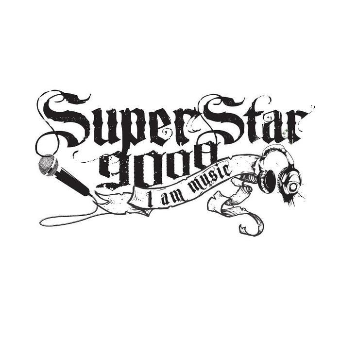 """Superstar 9000 """"I AM MUSIC"""""""