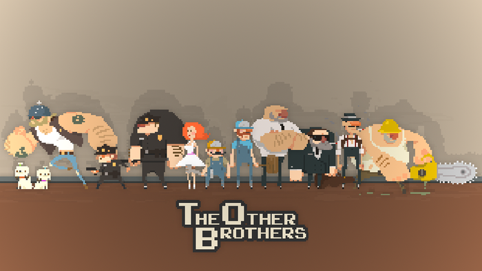 The Other Brothers Gang!