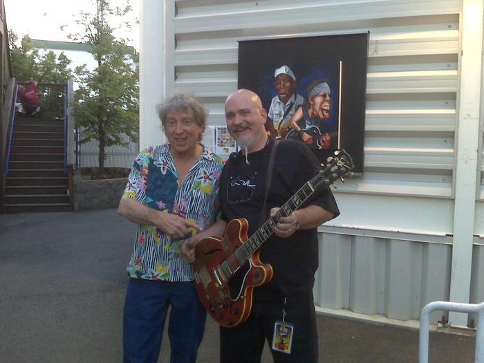 Kurt and Elvin Bishop