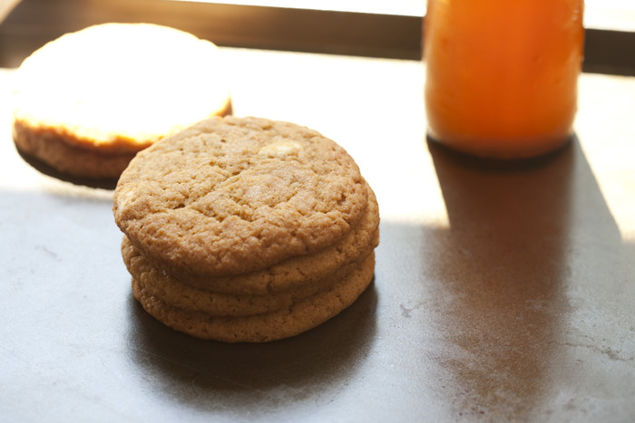 Citrus Hefeweizen cookie- Photo by Valerie Fischel