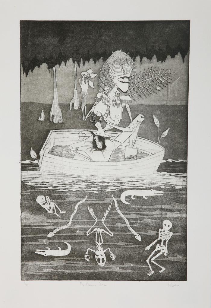 """The Resourse Curse""  by Michelle Mashon"
