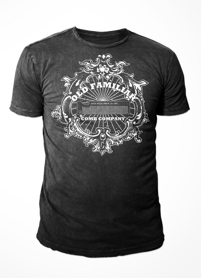 Old Familiar Comb T-Shirt