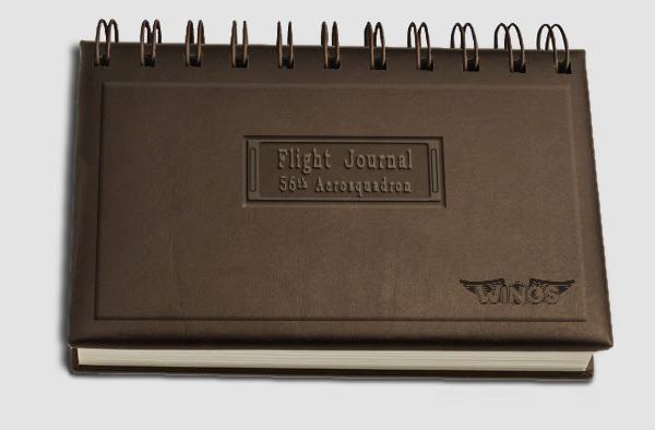 56th Aerosquadron Journal replica (artistic rendition, subject to change)